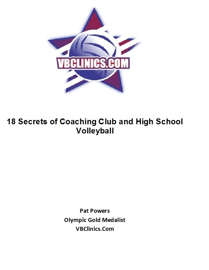 18 Secrets to Coaching Club and High School